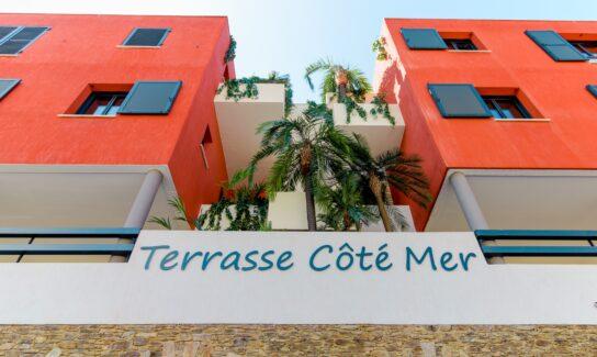Terrasse Côté Mer